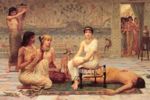 "Edwin Long: ""Loves Labours Lost"" (Dahesh Museum)"